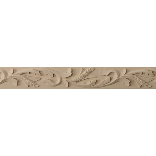 011/D Wheat Ear Strip Moulding - Decora Mouldings