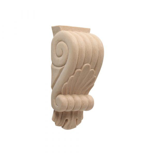 014/D Large Shell Corbel - Decora Mouldings