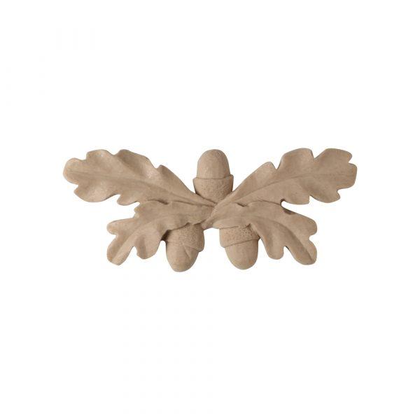 016/D Leaf & Acorn Centrepiece - Decora Mouldings