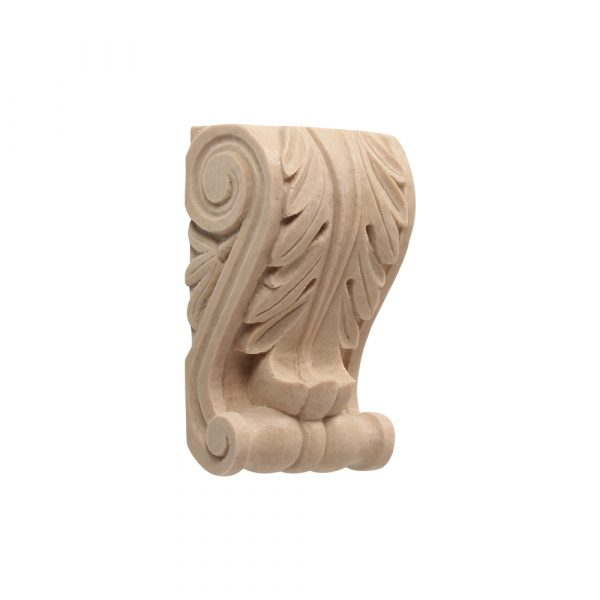 019/D Small Acanthus Corbel