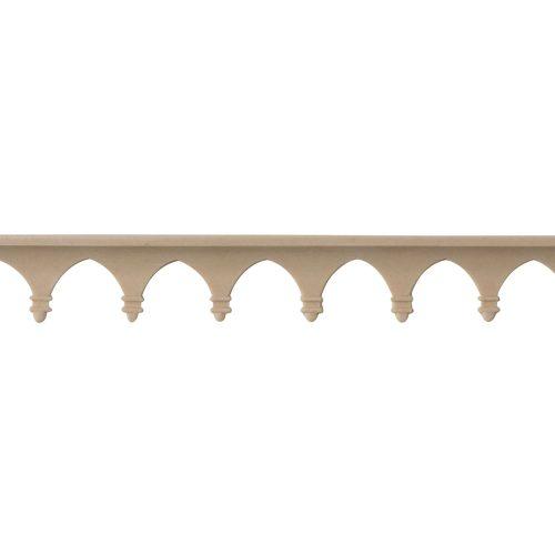 021/D Gothic Arch Moulding - Decora Mouldings