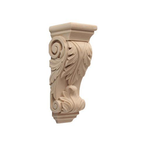 036/D Medium Victorian Acanthus Corbel - Decora Mouldings