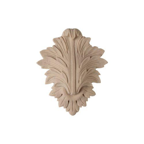 042/D Leaf Cartouche - Decora Mouldings