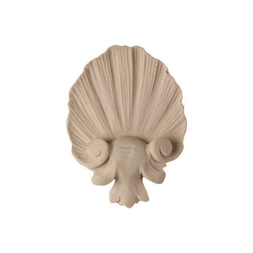 078/D Small Shell Centre - Decora Mouldings