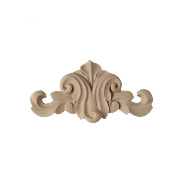 093/D Small Carved Crest - Decora Mouldings