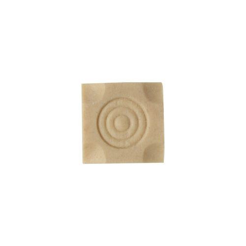 094/D Small Square Patera - Decora Mouldings