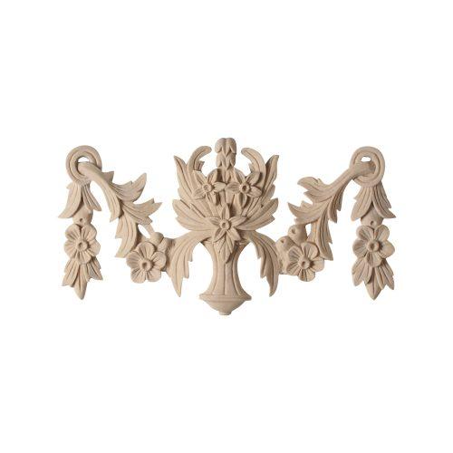 099/D Ornate Floral Swag - Decora Mouldings