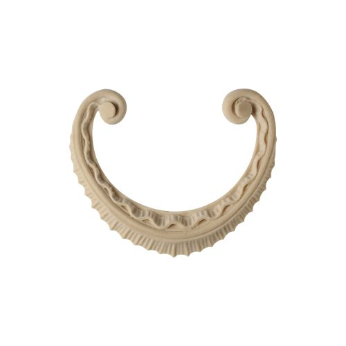 103/D Spanish Scroll Swag - Decora Mouldings