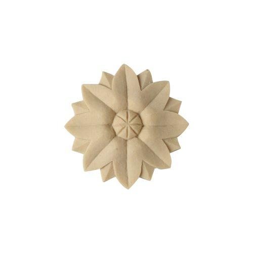 106/D Sunflower Patera - Decora Mouldings