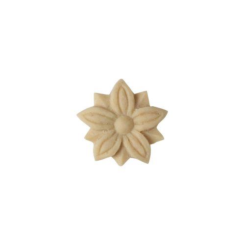 128/D Mini Flag Flower - Decora Mouldings