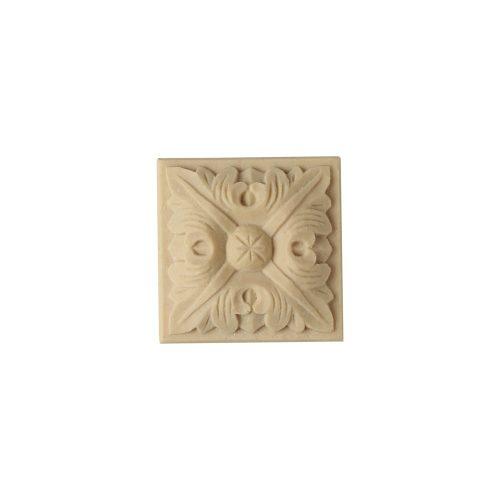138/D Square Applique - Decora Mouldings