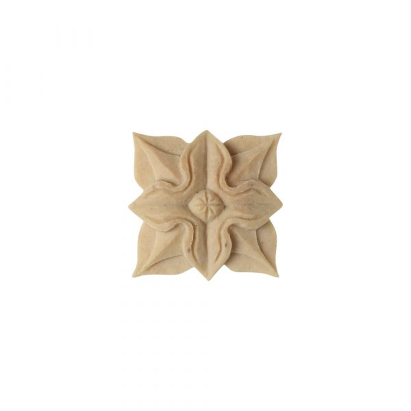140/D Square Patera- Decora Mouldings