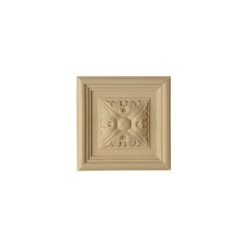 163/D Square Patera - Decora Mouldings