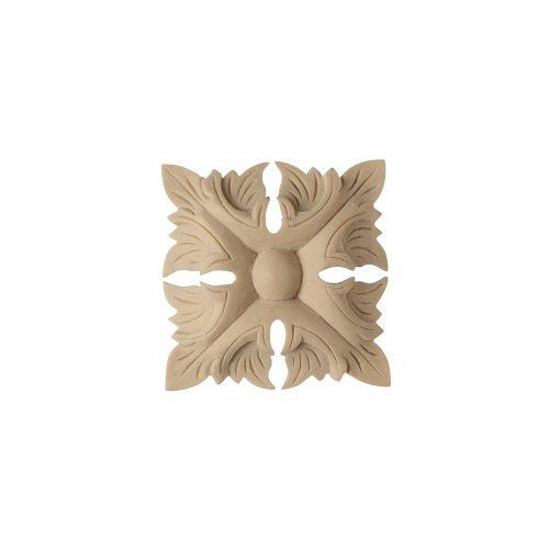 167/D Square Patera - Decora Mouldings