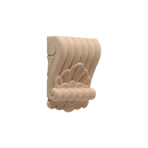 178/D Medium Wide Shell Corbel - Decora Mouldings
