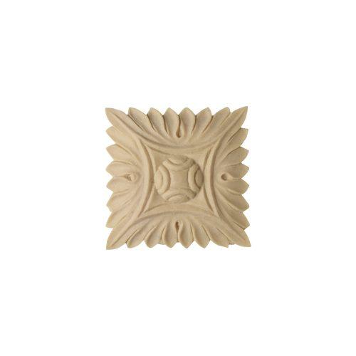 183/D Square Patera - Decora Mouldings