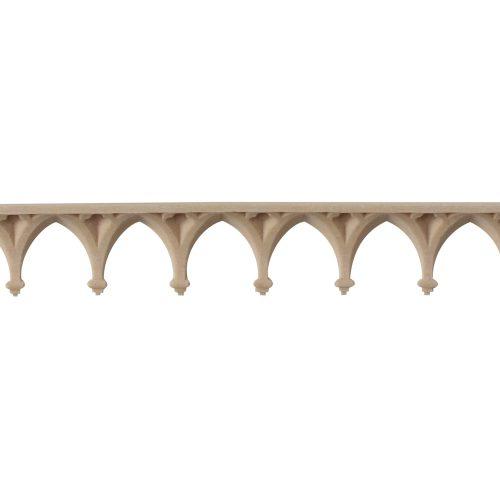 225/D Fine Gothic Arch Moulding - Decora Mouldings