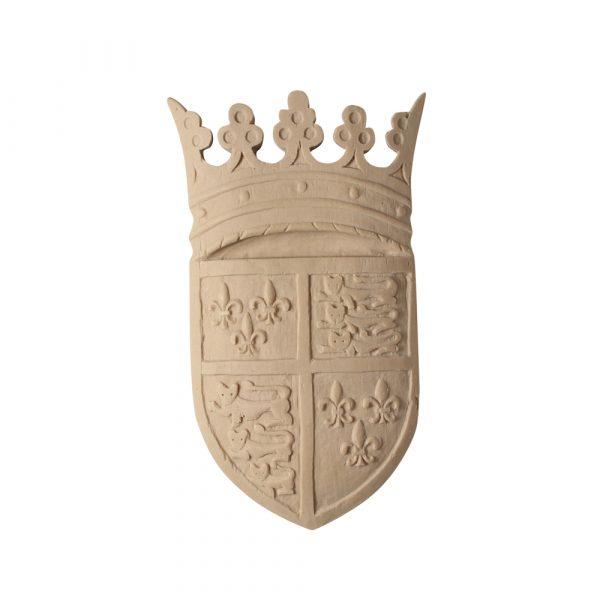 242/D Heraldic Shield - Decora Mouldings