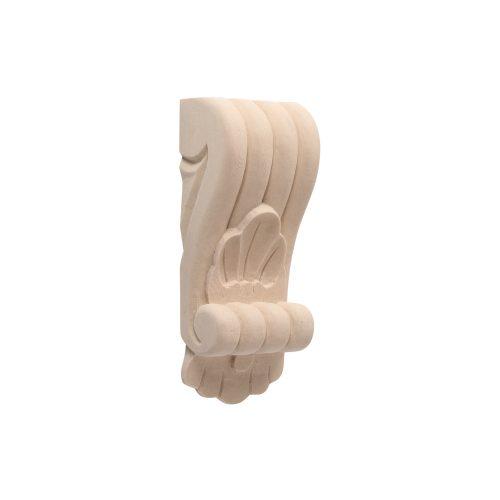 268/D Medium Shell Corbel - Decora Mouldings