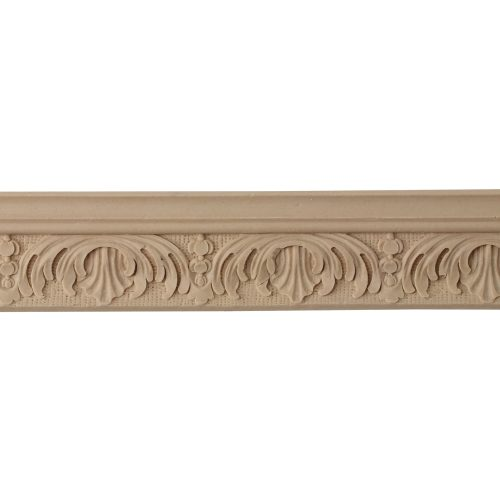 278/D Antique Carved Shell Cornice - Decora Mouldings