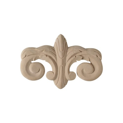 320/D Ionic Carved Centre - Decora Mouldings
