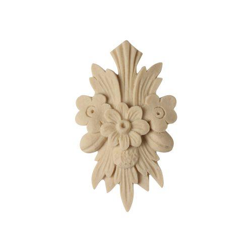 325/D Floral Patera - Decora Mouldings