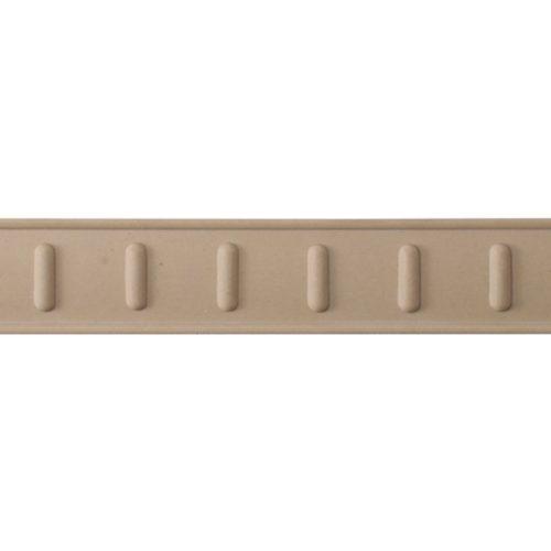 329/D Ribbed Lozenge Moulding - Decora Mouldings