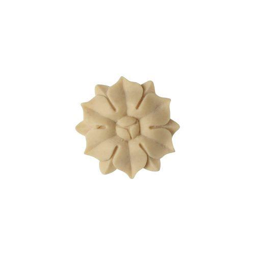 352/D Small Flower Patera - Decora Mouldings