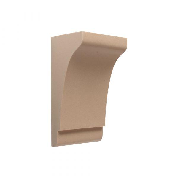 364/D Wide Shaker Corbel - Decora Mouldings