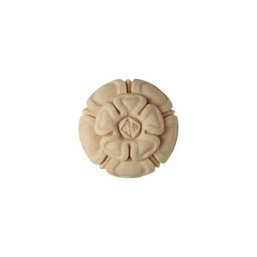 401/D Tudor Rose Roundel - Decora Mouldings
