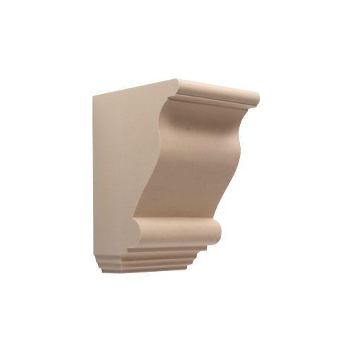428/D Wide Plain Corbel - Decora Mouldings