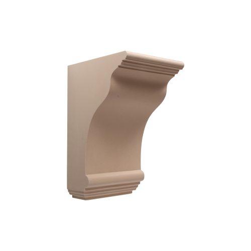 429/D Large Shaker Mantel Corbel - Decora Mouldings