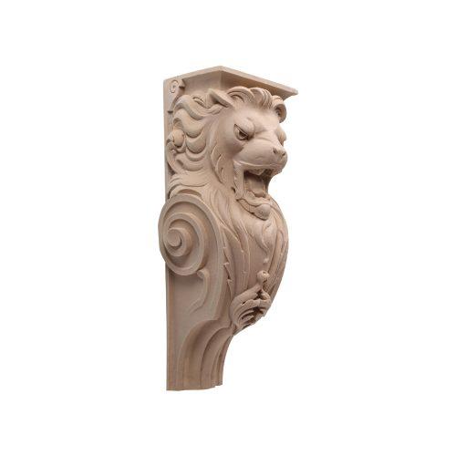 443/D Large Lion Corbel - Decora Mouldings