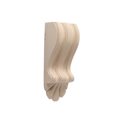 456/D Ribbed Corbel with Fan Detail - Decora Mouldings