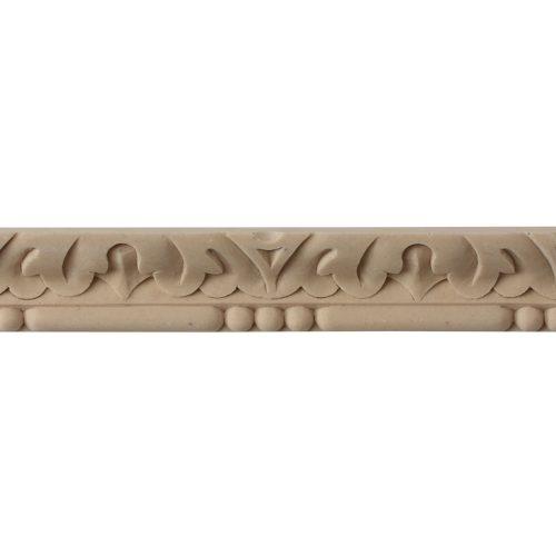 483/D Acanthus with Sausage & Pea Detail Moulding - Decora Mouldings