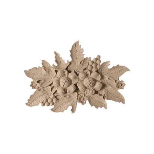 509/D Large Floral Centrepiece - Decora Mouldings