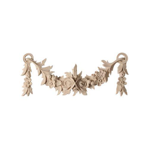 510/D Floral Swag - Decora Mouldings