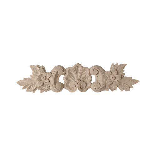 512/D Shell & Leaf Centrepiece - Decora Mouldings