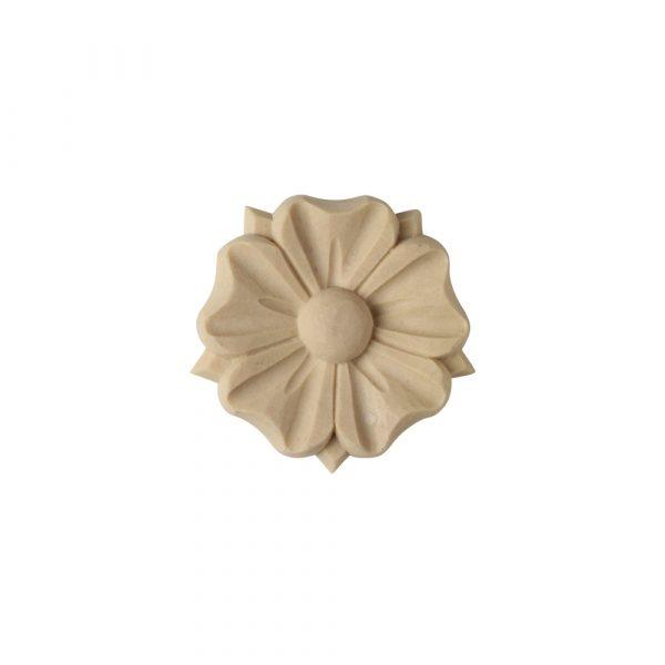 524/D Yorkshire Rose Patera - Decora Mouldings