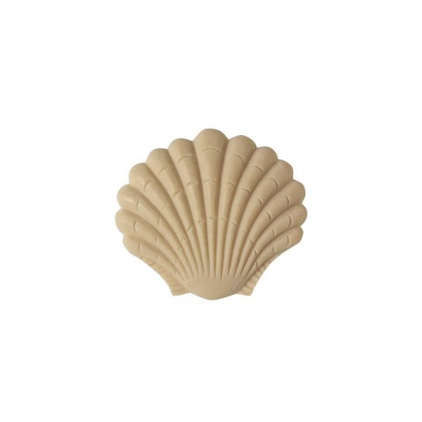 531/D Shell Patera - Decora Mouldings