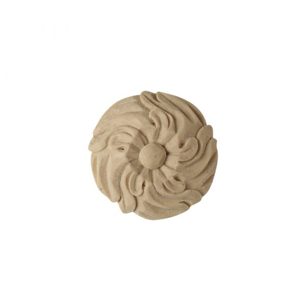 532/D Circular Flower Patera - Decora Mouldings