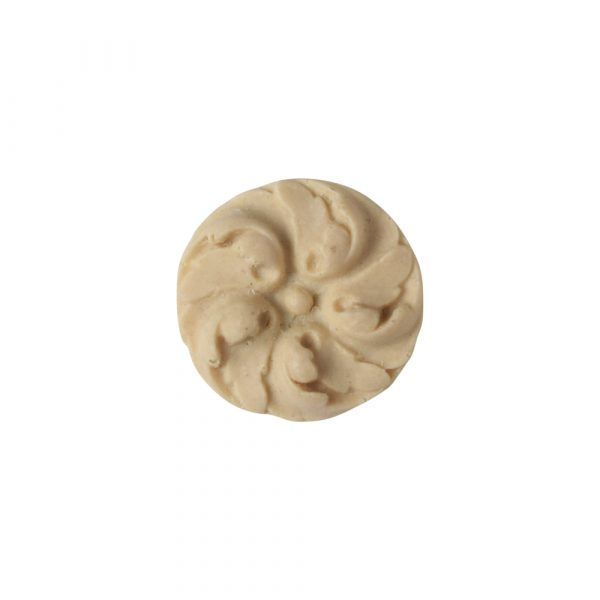 533/D Carved Roundel - Decora Mouldings