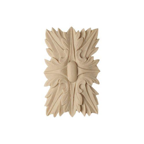 545/D Rectangle Patera - Decora Mouldings