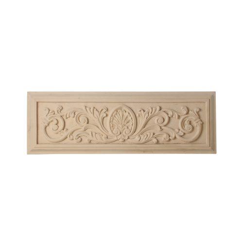 292/D Large Palmette Panel - Decora Mouldings