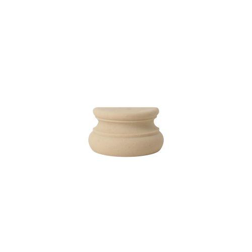 302/D Turned Column Base - Decora Mouldings