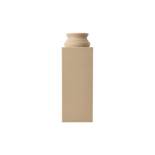 338/D Column Base Block - Decora Mouldings