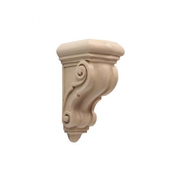 348/D Provencal Carved Corbel - Decora Mouldings