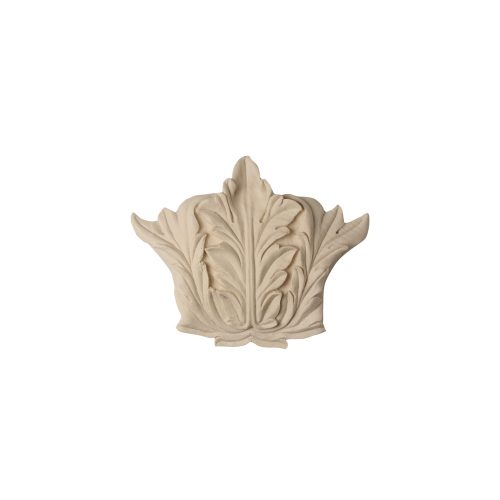 562/D Acanthus Leaf Crest - Decora Mouldings
