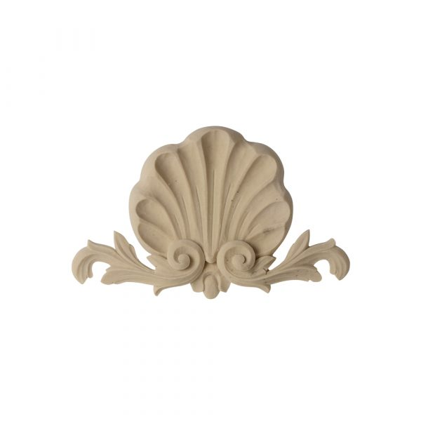 576/D Shell & Scrolls Centrepiece - Decora Mouldings