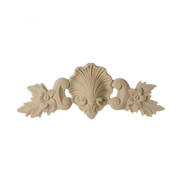 577/D Shell & Leaf Centrepiece - Decora Mouldings